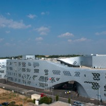 Lycee Freche - Montpellier - Arch. Massimiliano Fuksas