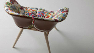 Butterfly Chair por Tortie Hoare