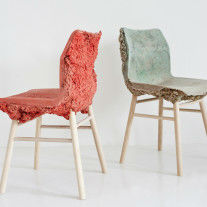 Well Proven Chair por Shaw y Van Aubel