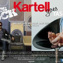 Kartell goes Rock, Kartell goes Taschen