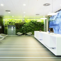 Microsoft Headquarters por Innocad