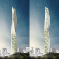 Taiwan Tower por duo