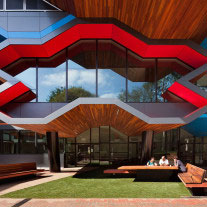 La Trobe University Institute for Molecular Science por Lyons Architecture