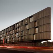 Luna Apartments por Elenberg Fraser