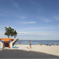 Biblioteque de plage por Matali Crasset