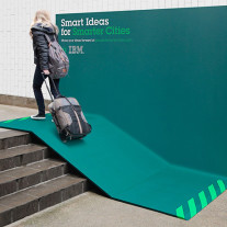 Smarter ideas for smarter cities por IBM y Ogilvy France