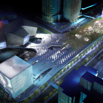 Taipei Pop Music Center por Reiser + Umemoto