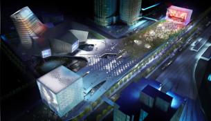 Taipei Pop Music Center por Reiser + Umemoto