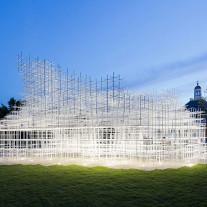 Serpentine Gallery Pavilion 2013 por Sou Fujimoto