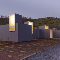 Casa Lucernas por 01ARQ