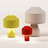 Dot Lamp por Samuel Accoceberry