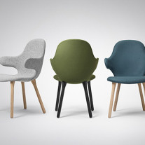 Catch Chair por Jaime Hayon