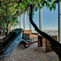 Google Tel Aviv por Camenzind Evolution
