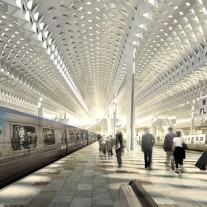 Flinders Street Station Melbourne por Hassell y Herzog & de Meuron