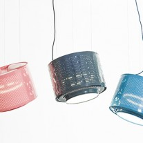drum lamp por willem heeffer