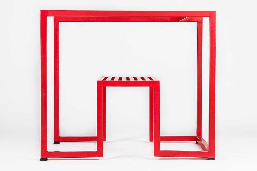 Rojo-Chair 2