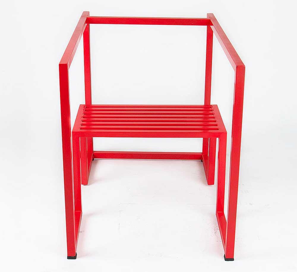 Rojo-Chair 3