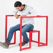 Rojo-Chair 4