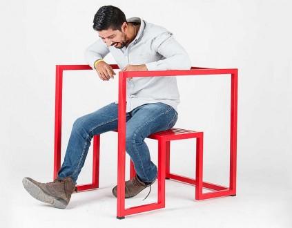 Rojo-Chair 4