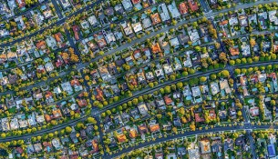 Aerial Cityscapes