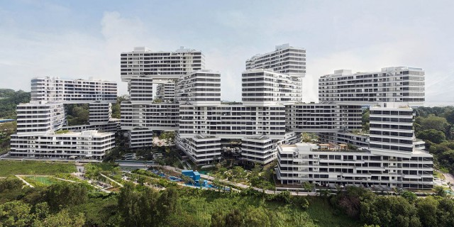 The Interlace 6
