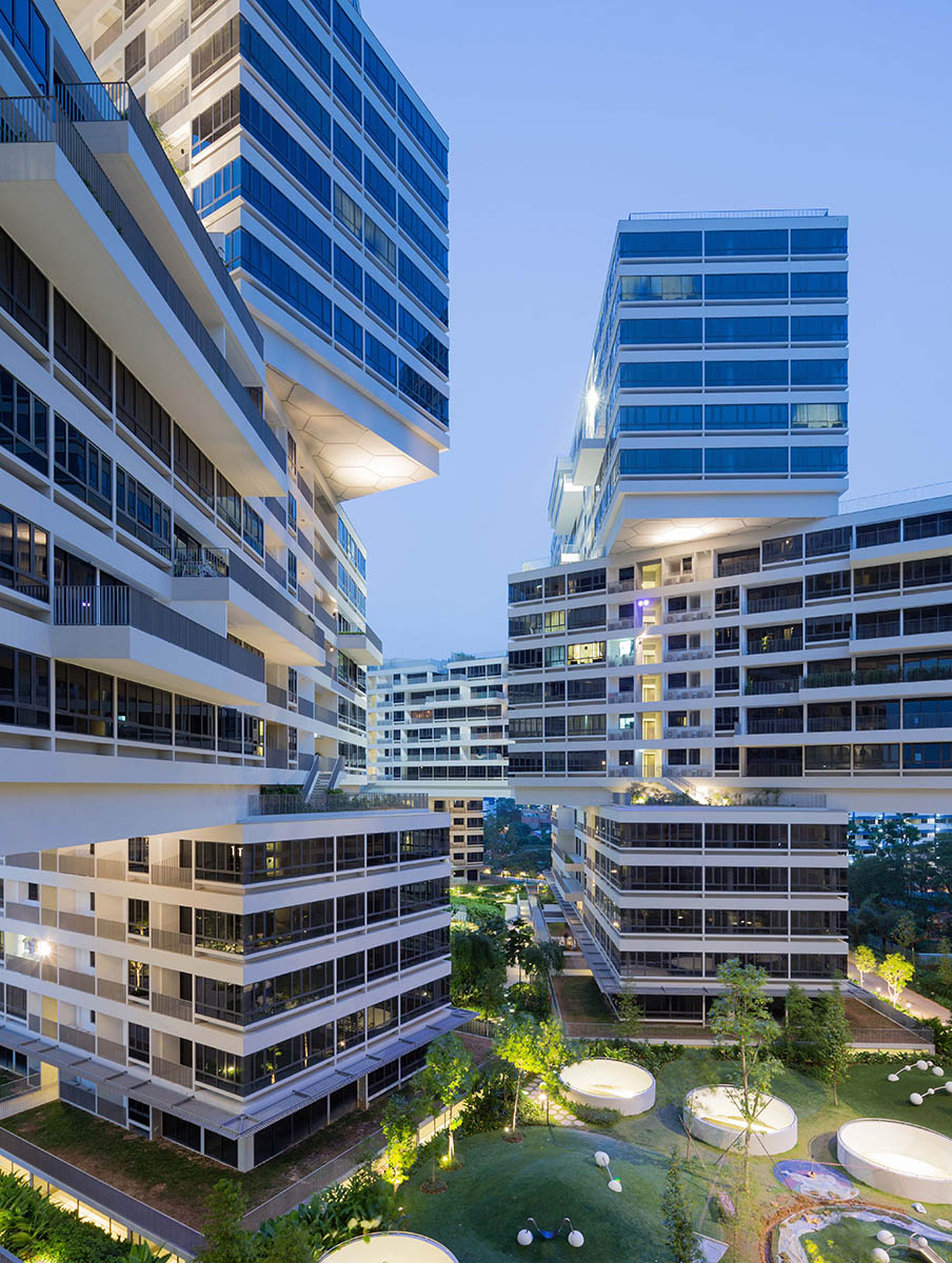 The Interlace 8