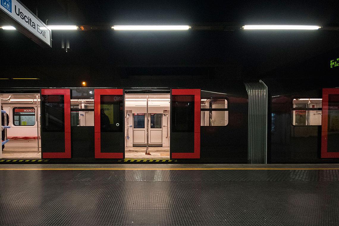 Tren Leonardo 5