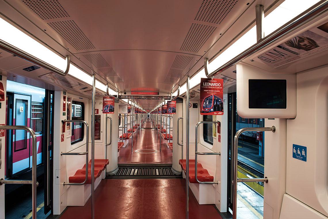 Tren Leonardo 7