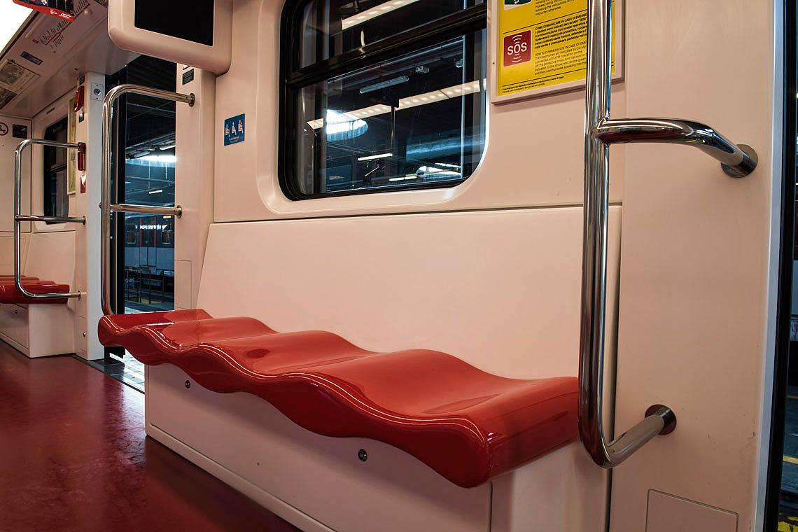 Tren Leonardo 8