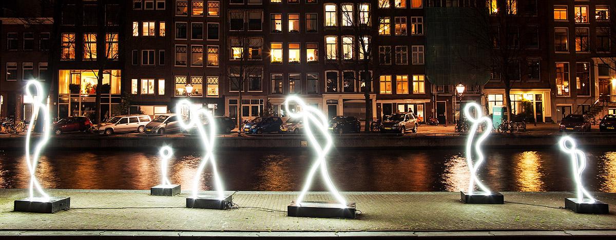 Ámsterdam Light Festival 2