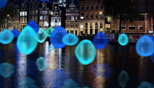 Ámsterdam Light Festival