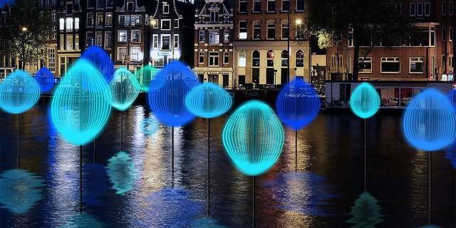 Ámsterdam Light Festival