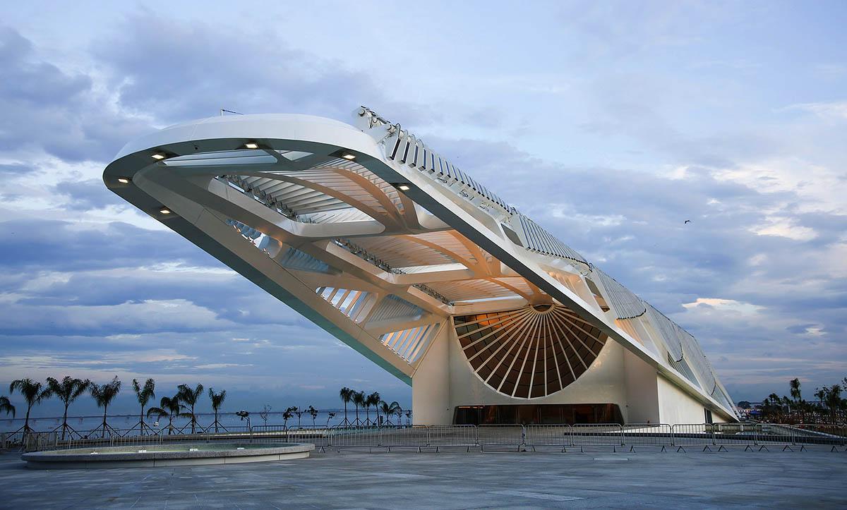 Museo del Mañana 1