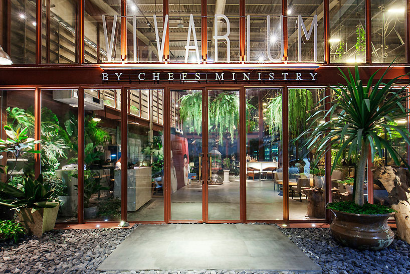 Vivarium Restaurant