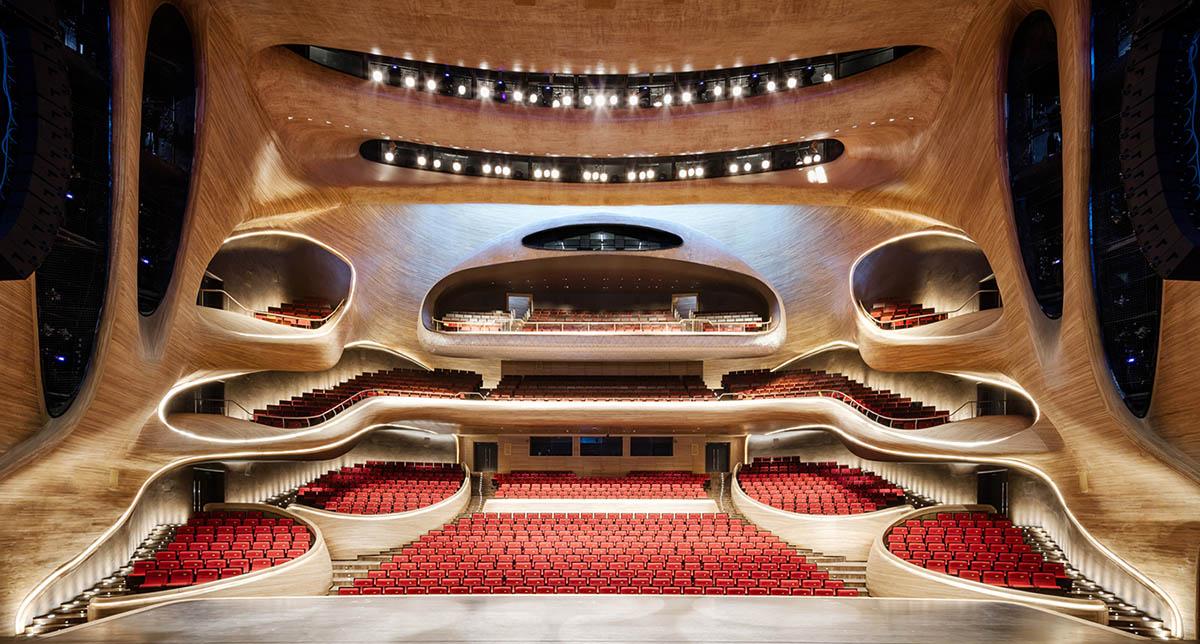Harbin Opera House 4