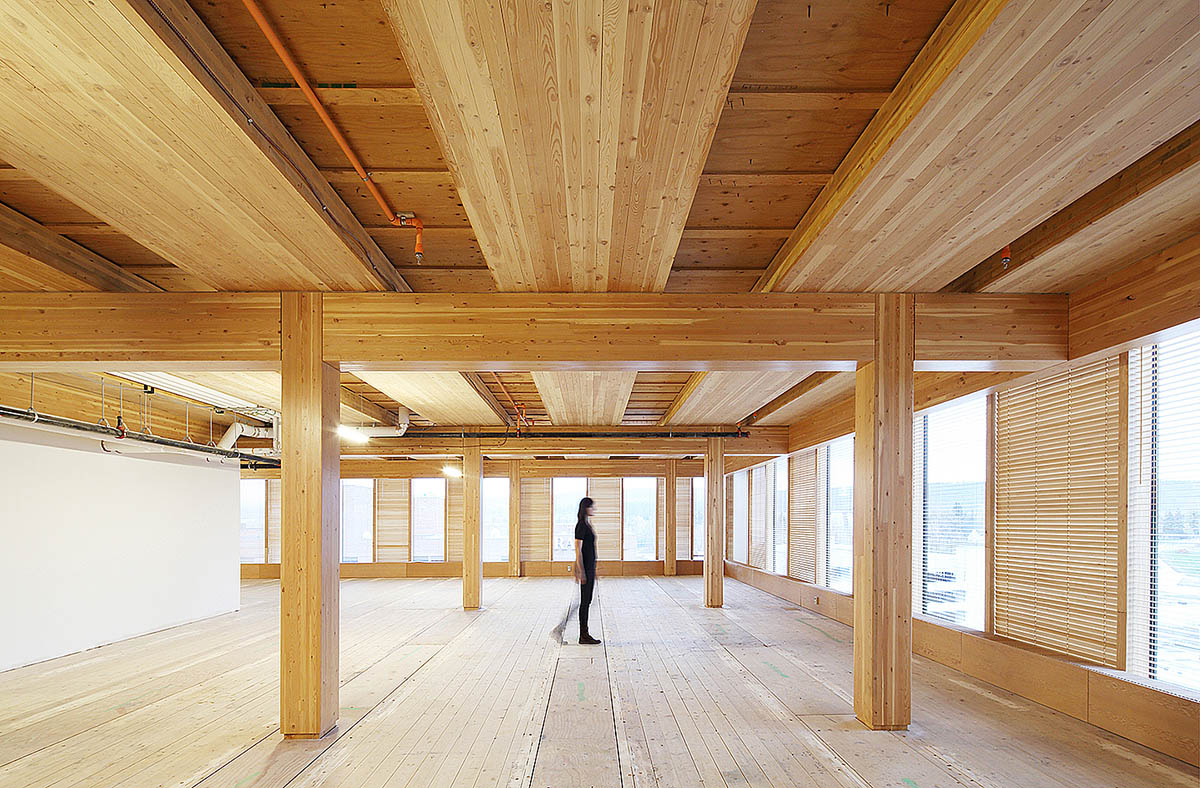 Wood Innovation and Design Centre 3