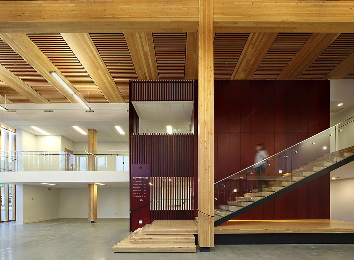Wood Innovation and Design Centre 4