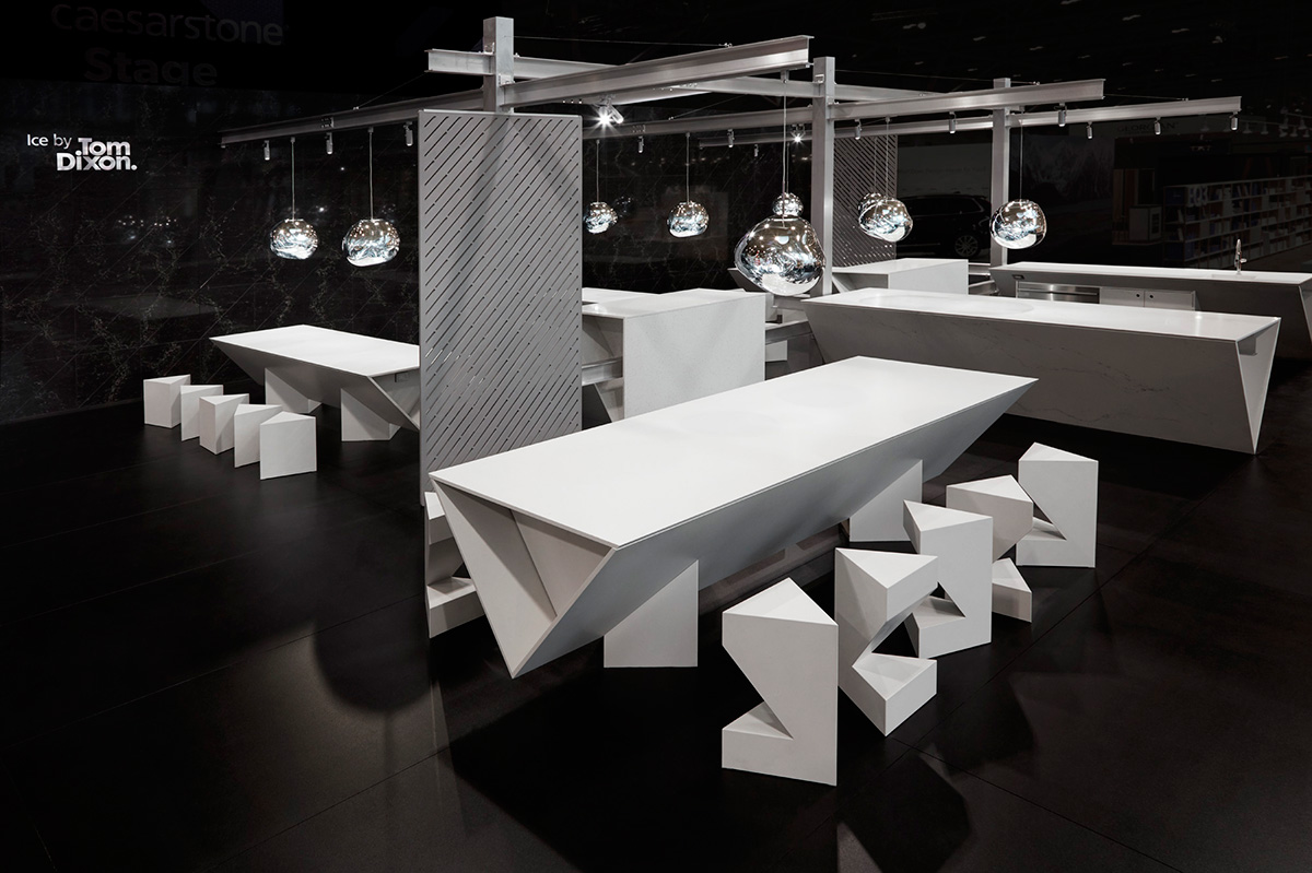 Ice Kitchen por Tom Dixon