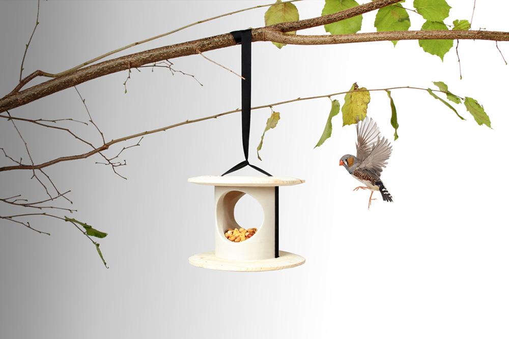 Bird & Breakfast por Andreu Carulla