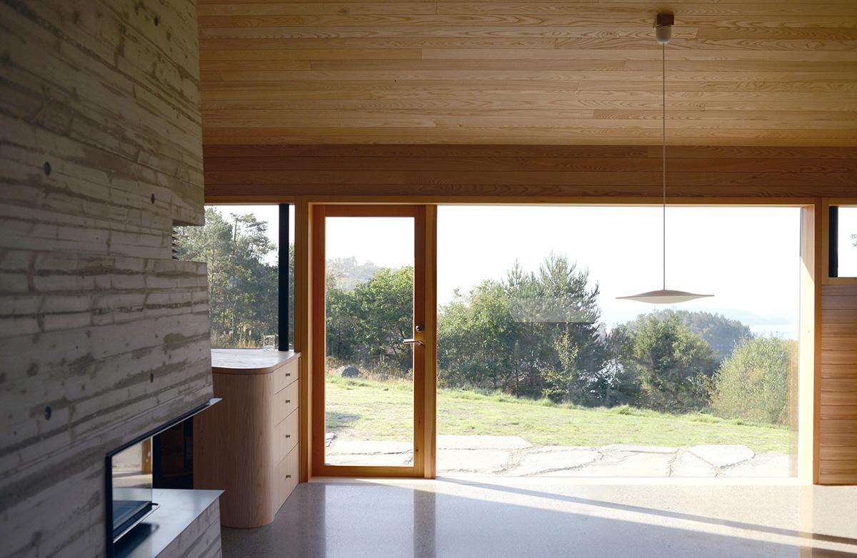Cabin Ryfylke por Pir II y Resell Arkitektur