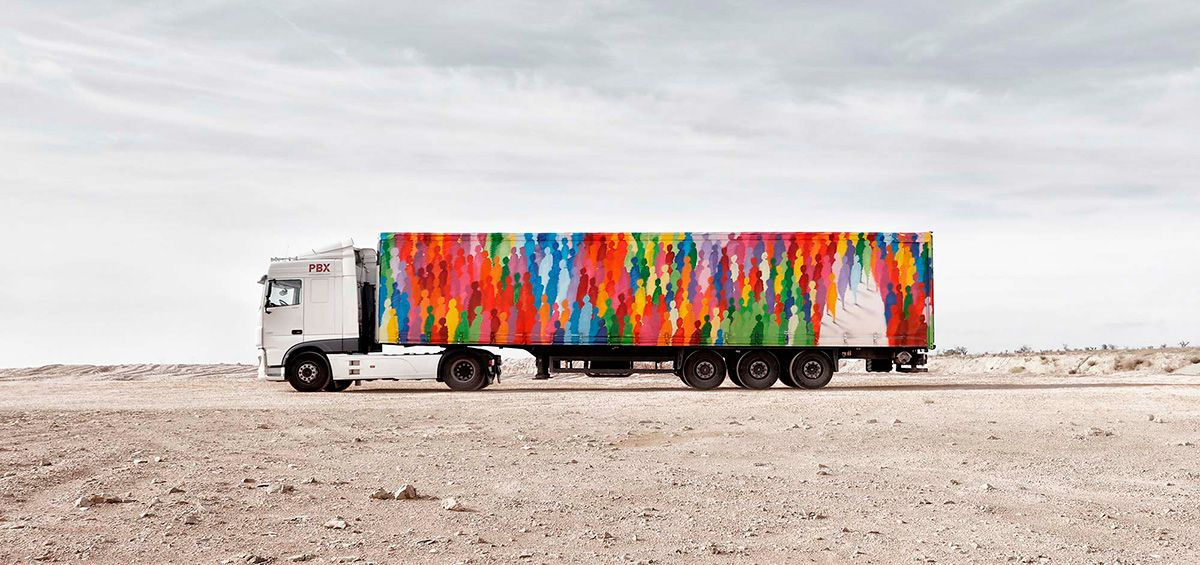 Suso33 para Truck Art Project