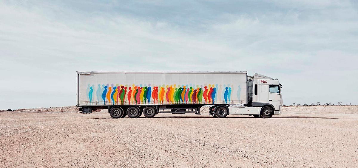 Suso33 para Truck Art Project