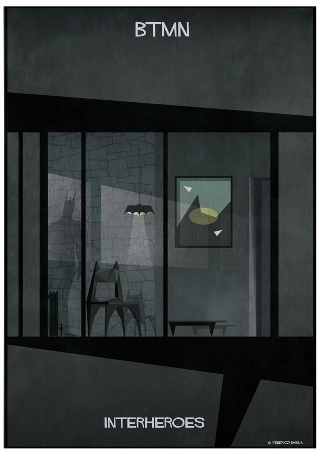 InterHeroes por Federico Babina