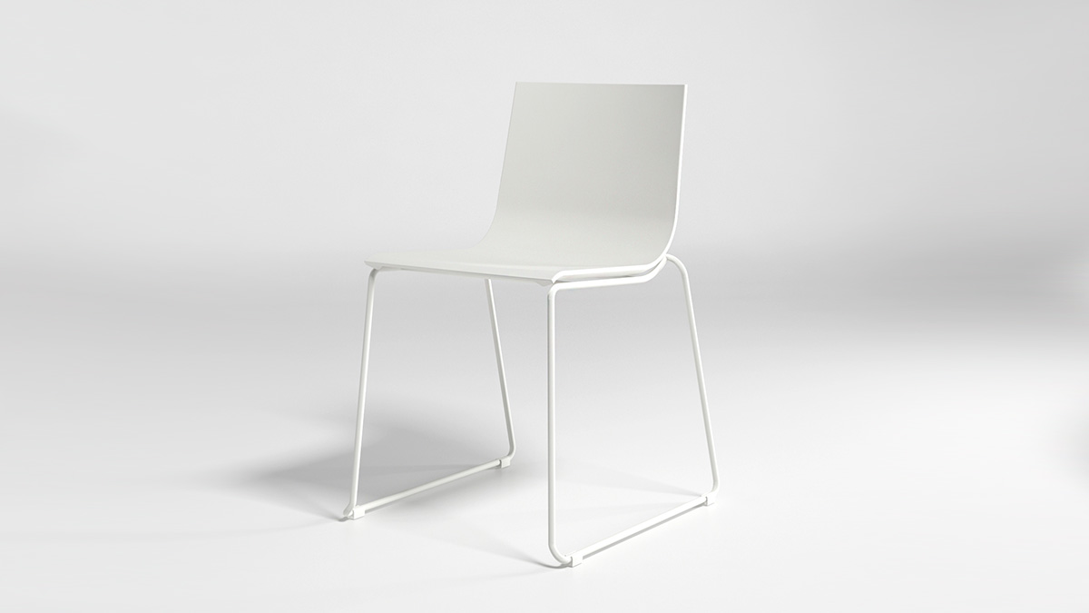 Stack System Chair de GandiaBlasco
