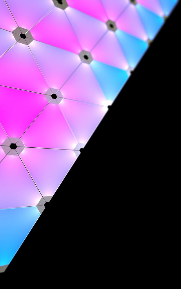 Aurora por Nanoleaft