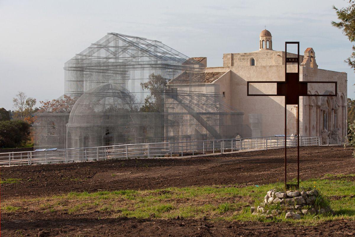 01-basilica-di-siponto-edoardo-tresoldi