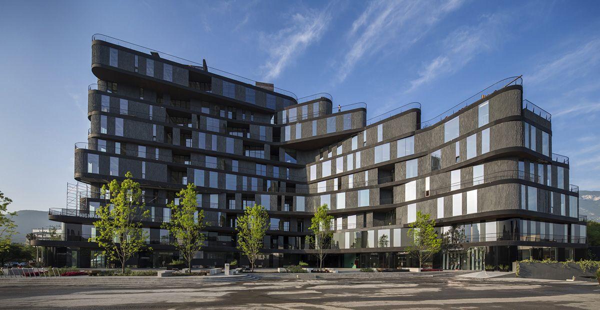 High Park por Rojkind Arquitectos