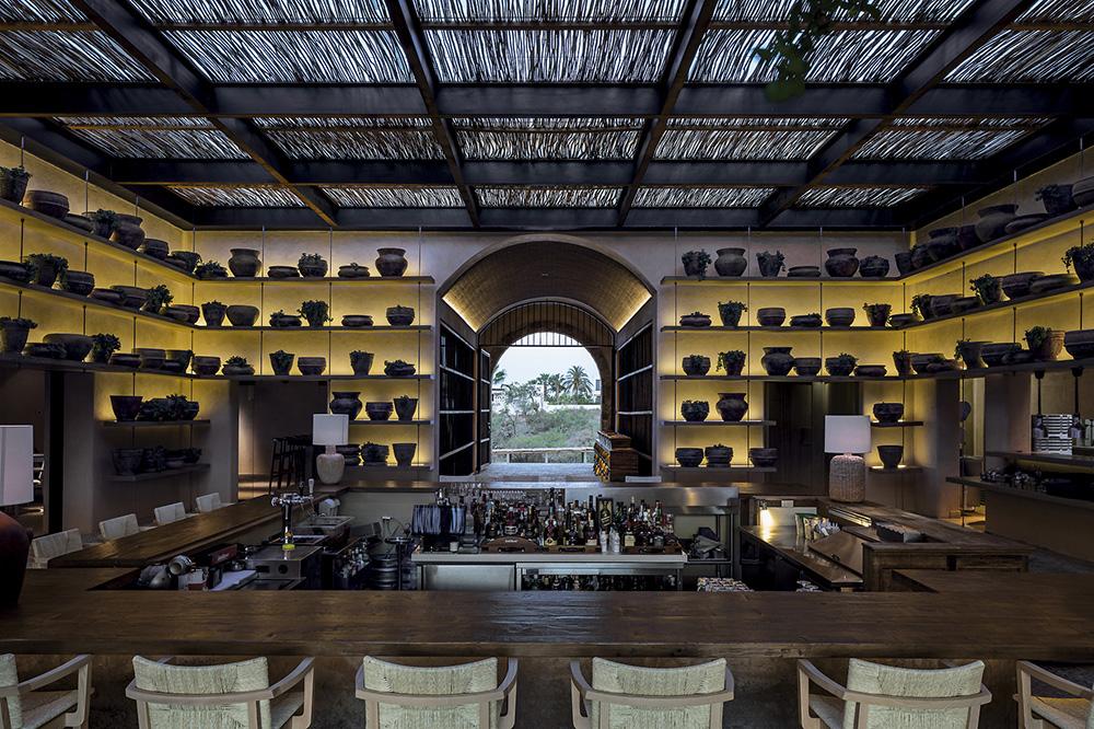 Toro Restaurant por Arthur Casas