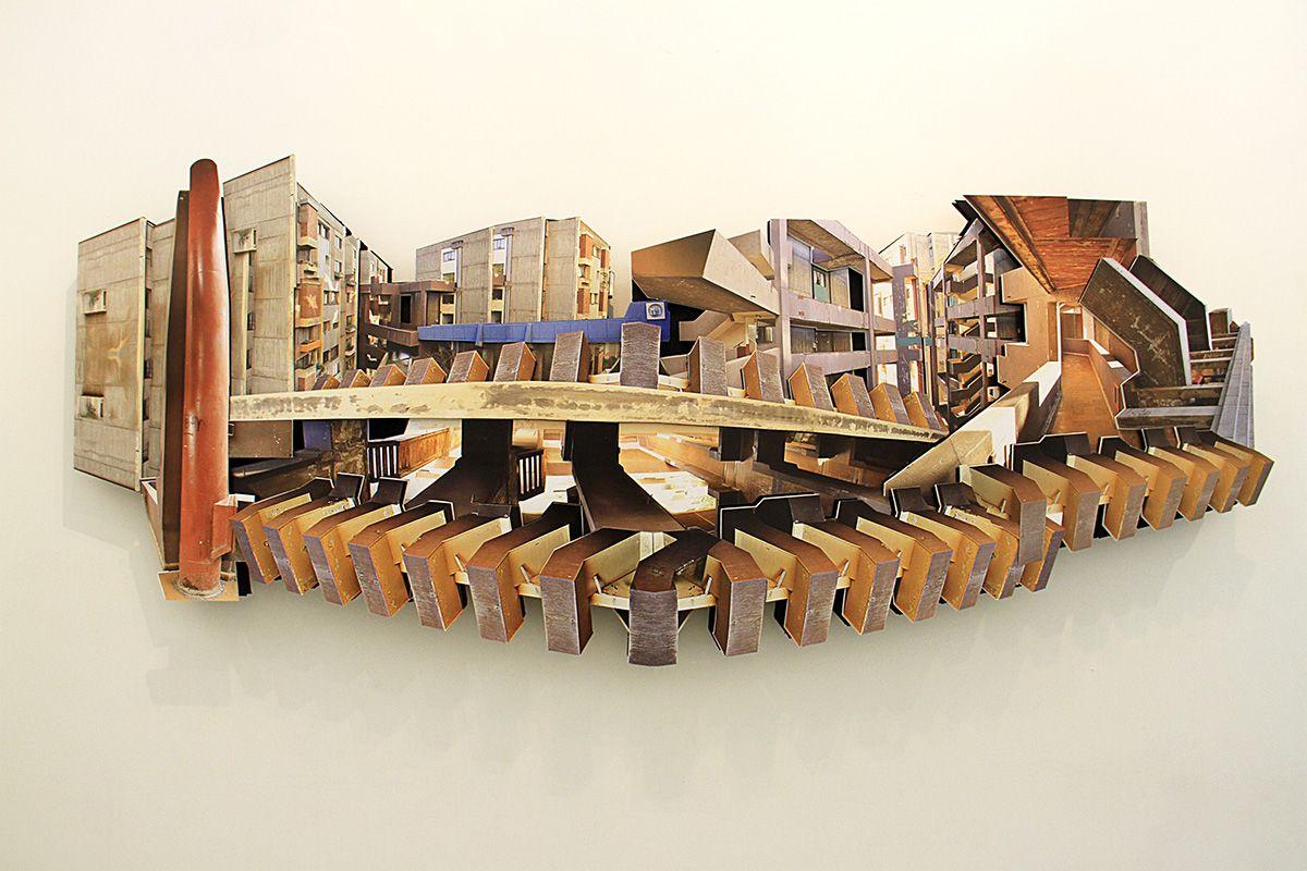 Arquitectonas por Nemesio Orellana
