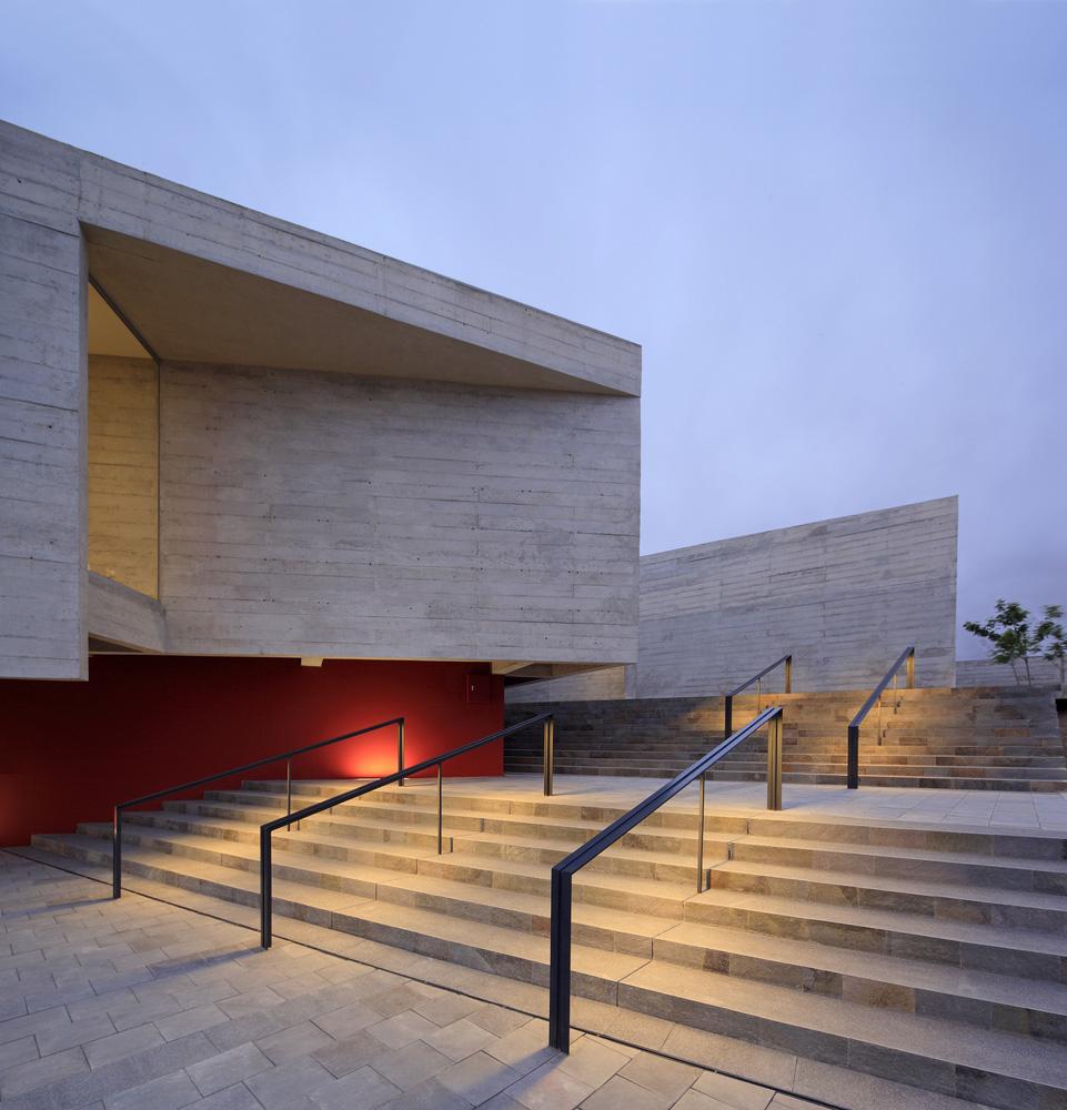 Museo de Sitio Pachacamac por Llosa Cortegana Arquitectos
